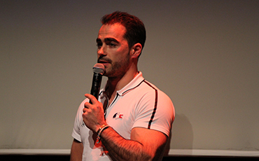 Eric DELAUNAY, parrain de la 14ème édition des Trophées du sport.