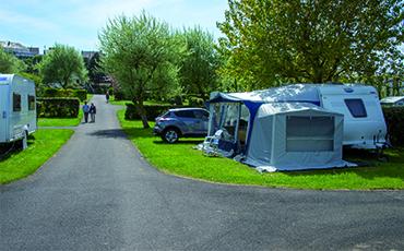 camping de l'Ermitage Donville les Bains