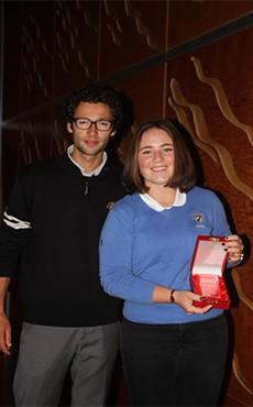 Sportive féminine de moins de 18 ans : Golf - Armance LEGRIS