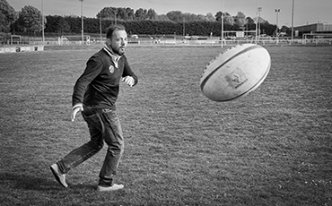 Guillaume LE CAM, rugby club granvillais.