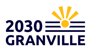 Logotype 2030 Granville