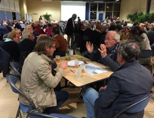Réunion publique sur le projet 2030 Granville, une affluence record !