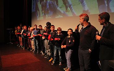 Equipe masculine de moins de 18 ans - rugby - les moins de 10 ans