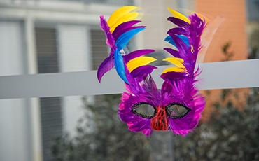 Les résidents des Herbiers participent au 147e Carnaval de Granville. ©Benoit.Croisy - Coll. Ville de Granville