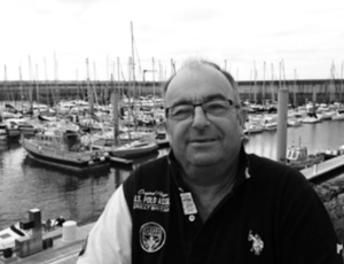 Yves HERSENT, patron du canot Notre Dame du Cap Lihou