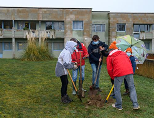 «Aux arbres!» avec l'association Agissons pour le Climat