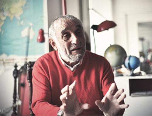 Le propriétaire du Nez de Jobourg Jacques Alamargot étudie les oiseaux depuis 61 ans