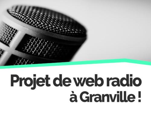 Web radio à Granville, un projet récompensé