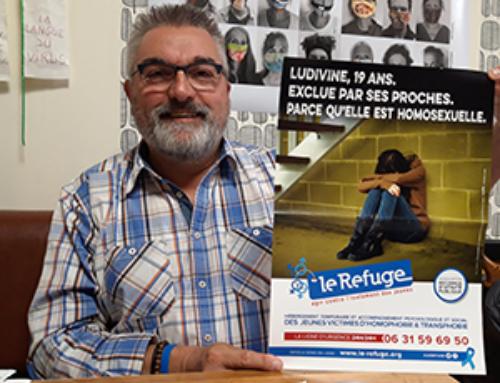 Bruno Jouilleton-Miralles agit contre l'isolement des jeunes dans la Manche