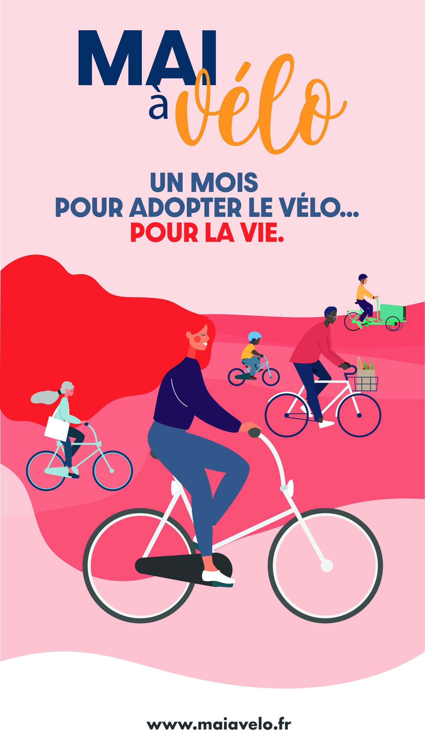 Le programme granvillais de Mai à vélo a été dévoilé.
