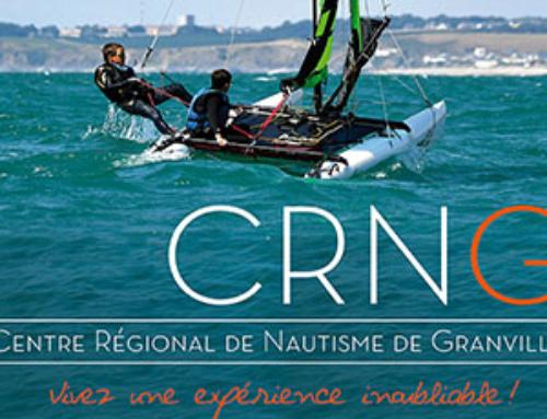 Au contact de la mer avec le Centre Régional de Nautisme de Granville