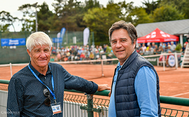 Roger Davy et Pierre Cherret