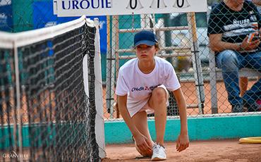 Les ramasseurs de balles doivent connaître parfaitement les règles du tennis