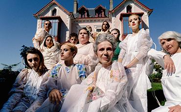 Défilé Amour Collective. ©Amour.Collective