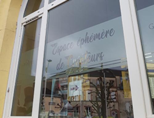 L'espace éphémère de créateurs accueille la chapelière-modiste Anne-Laure Bechelen