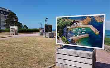 Exposition photos de plein air