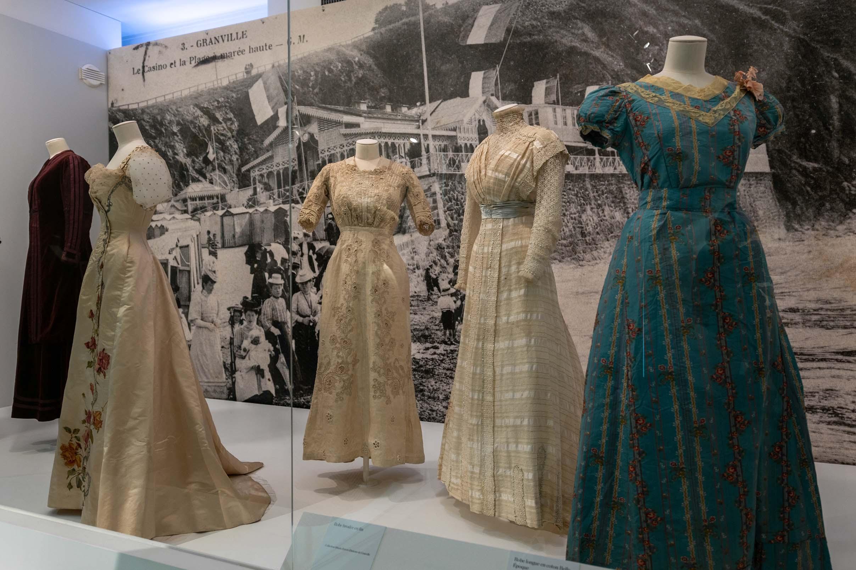 Le Musée Christian Dior est ouvert au public les 19 et 20 septembre 2020. © Benoit Croisy, coll. ville de Granville