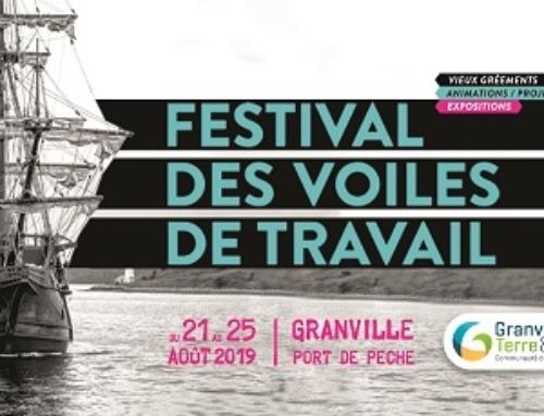 Festival des Voiles de Travail, une 8ème aventure au cœur de l'été