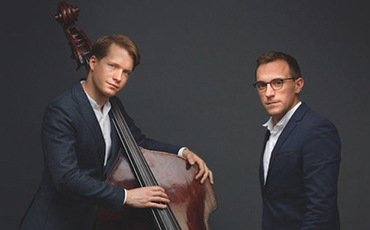 Félicien Brut et Edouard Macarez