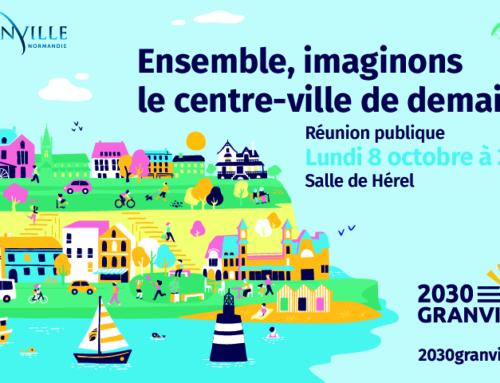 Réunion publique de lancement 2030 Granville