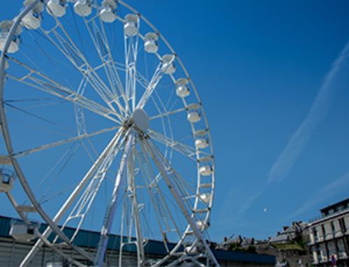 La Grande roue revient à Granville !