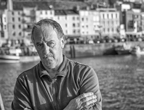Guy Montreuil prépare le festival Toute la mer sur un plateau six mois par an