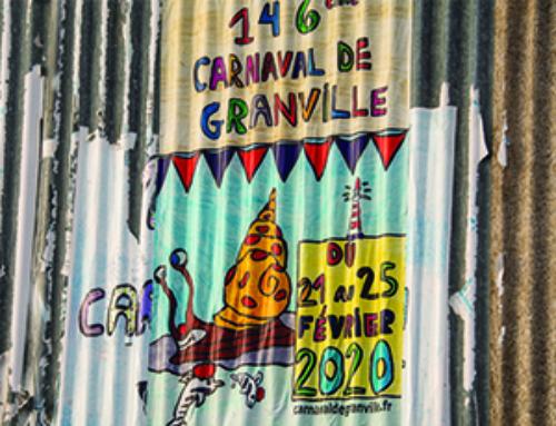 La Granvillaise jette l'ancre au Carnaval de Granville !