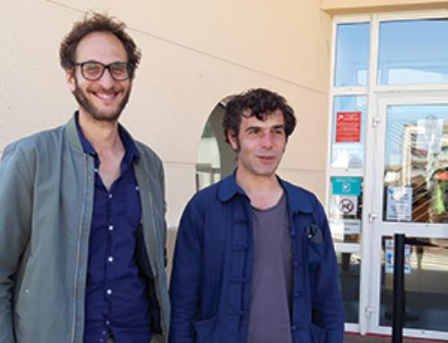Deux auteurs en résidence d'écriture dans le quartier Saint-Nicolas