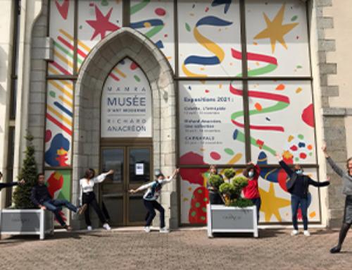 Le Musée d'art moderne Richard Anacréon rouvre ses portes !