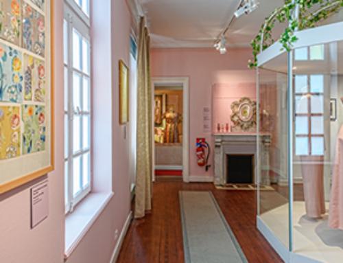 L'exposition Dior en roses a fleuri au Musée Christian Dior