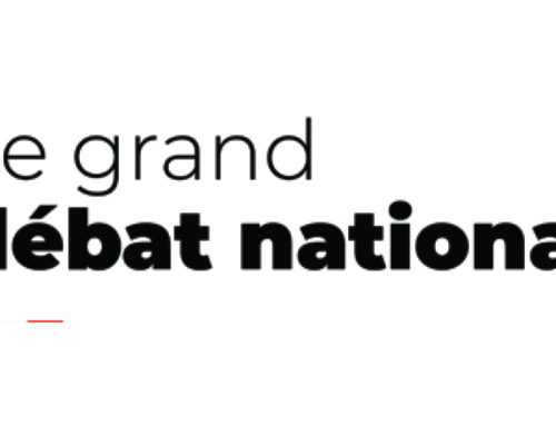 Le Grand Débat national à Granville