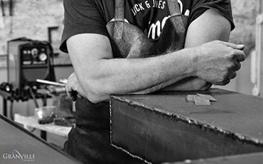 Marc Dupard s'est installé en 2016