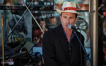 Marc Gourreau dirige l'Archipel depuis 2017.