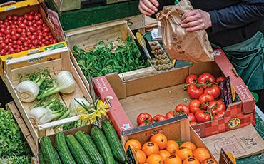 Un marché estival se tiendra tous les jeudis de juillet et août 2019 sur la place Cambernon