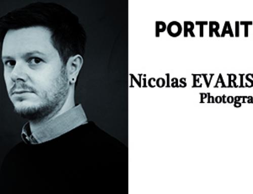 Nicolas Evariste expose à Plein Format