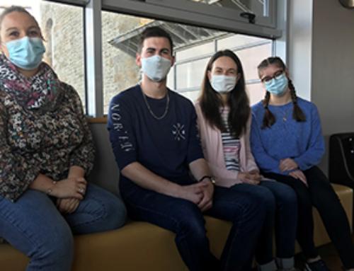 Des résidents du Foyer des Jeunes Travailleurs du Roc se mobilisent pour partir en Corse