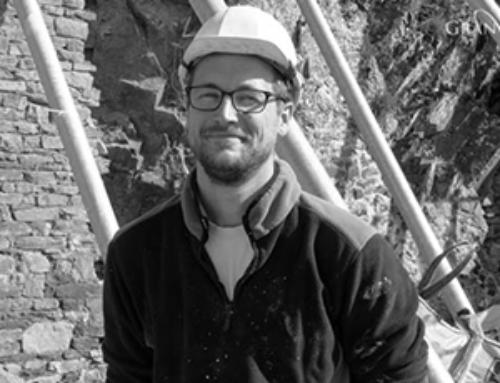Le tailleur de pierre Richard Derouet restaure le patrimoine ancien depuis douze ans