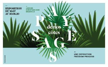 Exposition jardin Dior Granville