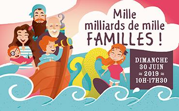 Mille milliards de mille familles 2019