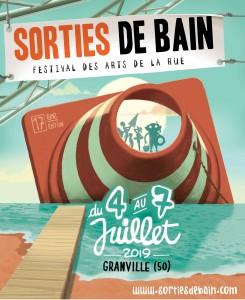 Le festival Sorties de bain se tiendra du 7 au 7 juillet 2019.