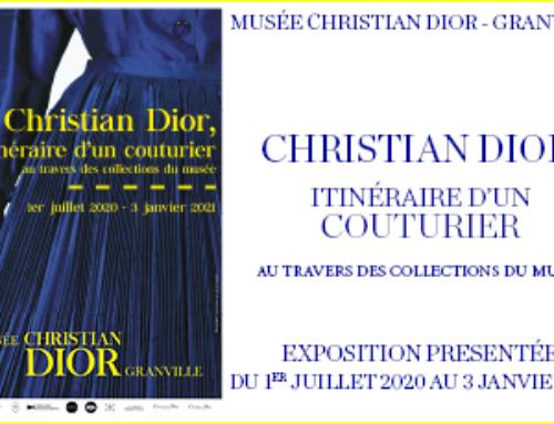 Le musée Dior présente l'exposition Christian Dior, itinéraire d'un couturier