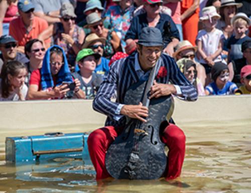 Le festival Sorties de Bain 2021 s'annonce !