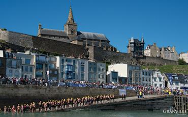 120 nageurs participeront à l'étape de coupe de France en eau libre