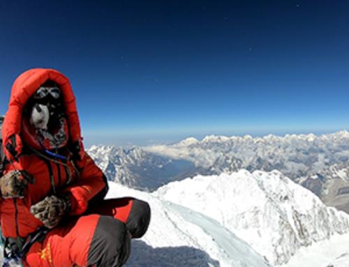 Thomas DUTHEIL, retour sur l'Everest