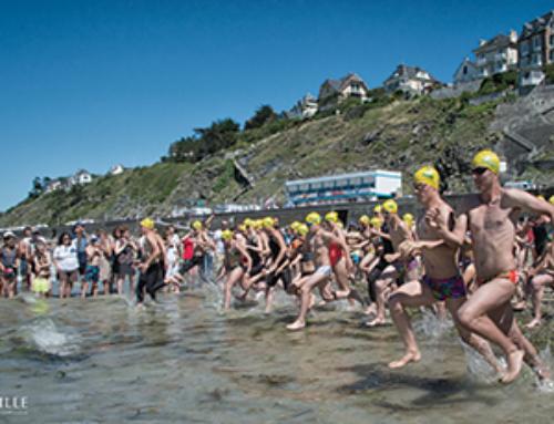 Rendez-vous au 56e Tour du Roc à la nage samedi 13 et dimanche 14 juillet !