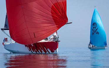 Tour des ports de la Manche. ©Laurent Travert