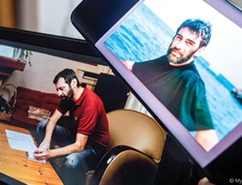 Le réalisateur Matthieu Rodriguez tourne un court-métrage très personnel à Granville