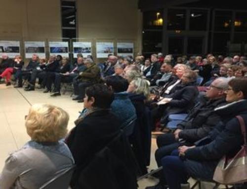 Une centaine de nouveaux arrivants à Granville