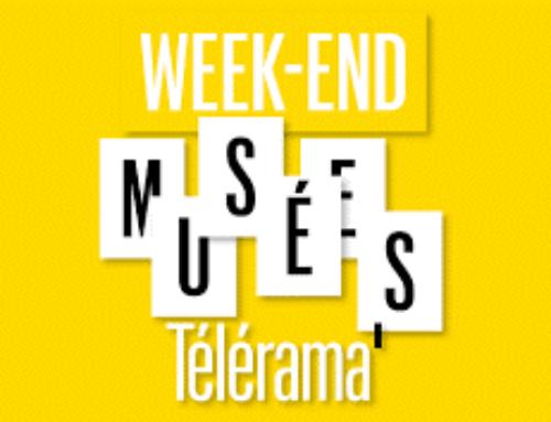WEEK-END MUSÉES TÉLÉRAMA, les 24 et 25 mars