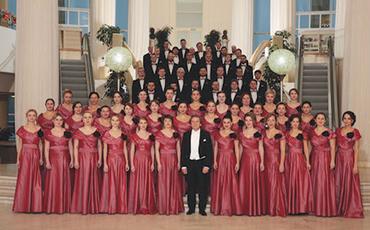 Yurlov Russian State Academic Choir Gennady Dmitryak